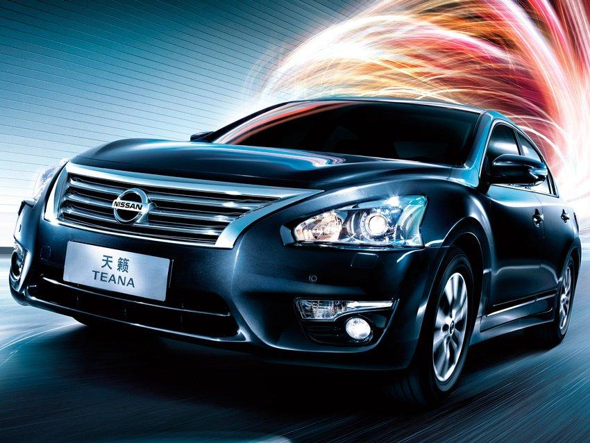 Рекламный тизер Nissan Teana 2014