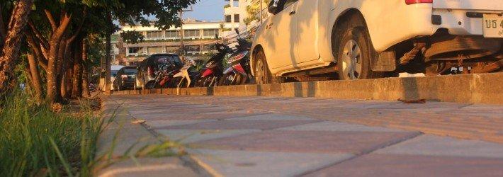 На машине по Таиланду