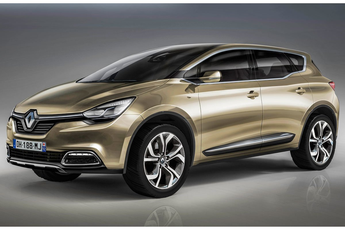 Renault Espace, 2014 модельный год