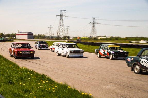Соревнования Легенды Советского Автоспорта, 2014 год