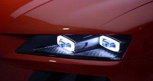 Лазерные фары от Audi и BMW