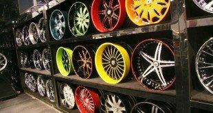 Выбор колесных дисков для легковых авто