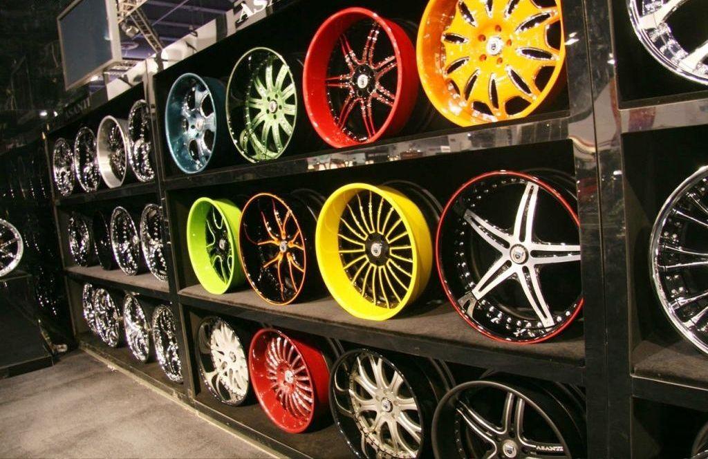 виды дисков на автомобиль