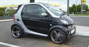Smart ForTwo с бензиновым мотором 0,7 л