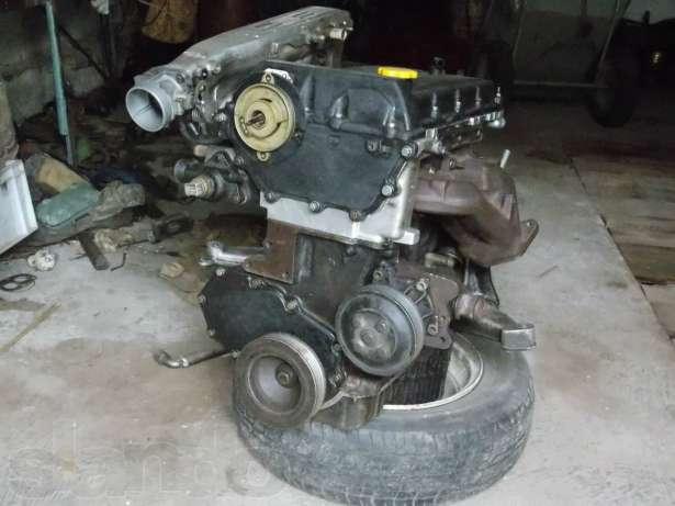 Б/у двигатель DOHC 2.0.Ford Scorpio