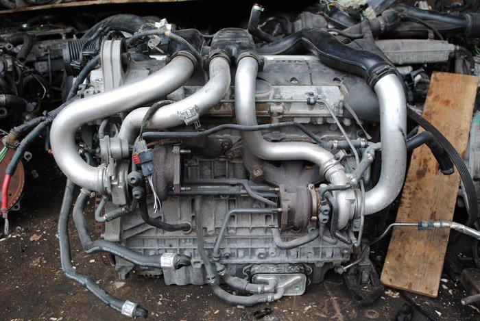 Контрактный двигатель бу