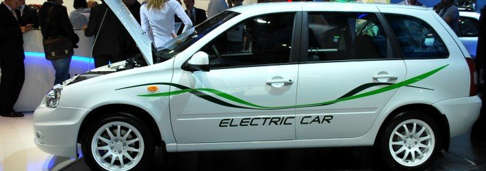 Электромобили Волжского автозавода