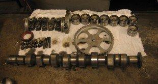 Гидравлические компенсаторы в автомобильных двигателях