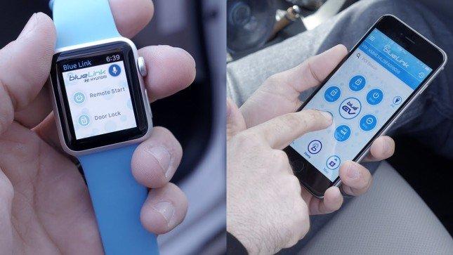 Авто-приложения для смартфона, фирма Apple