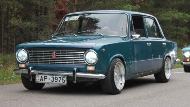 ВАЗ 2101, тюнинг