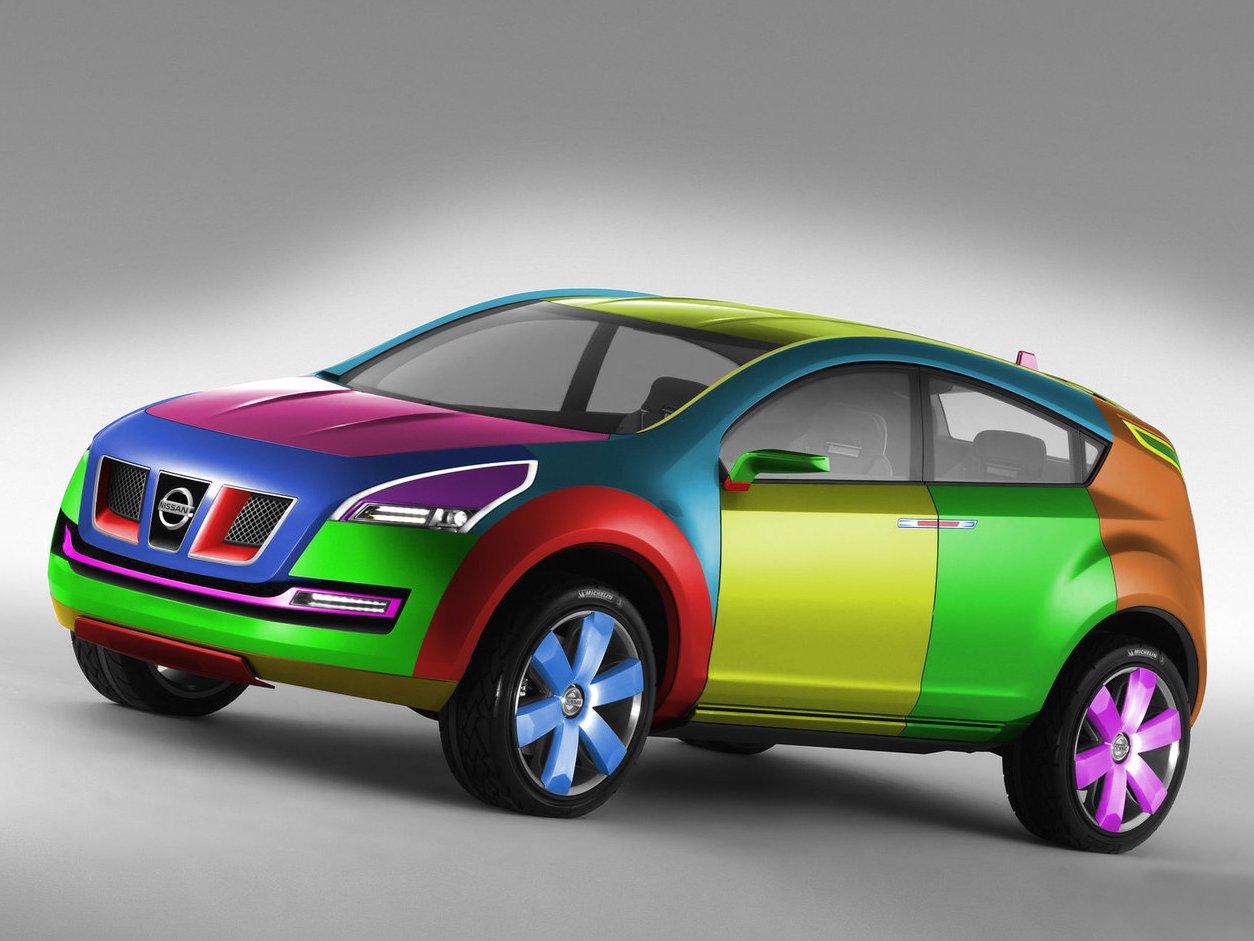 Выбор цвета авто в 2015-м