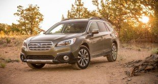 Subaru Outback, год 2015-й