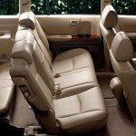 Опции Toyota Highlander