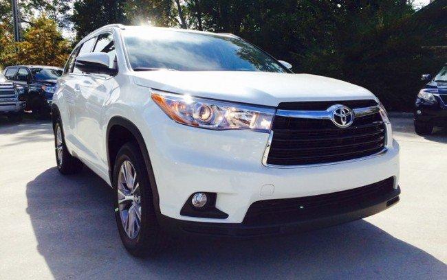 Toyota Highlander-2015