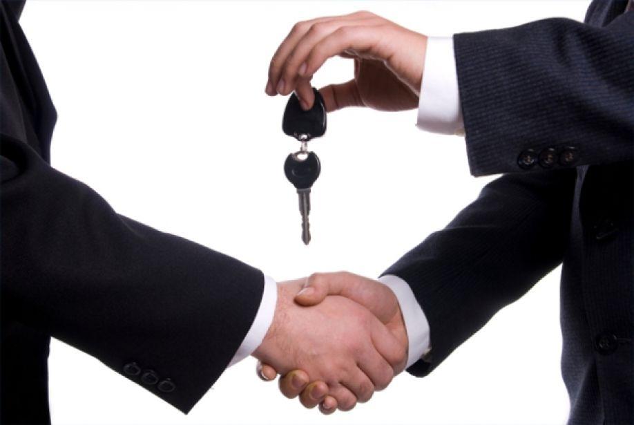Сделка купли-продажи авто