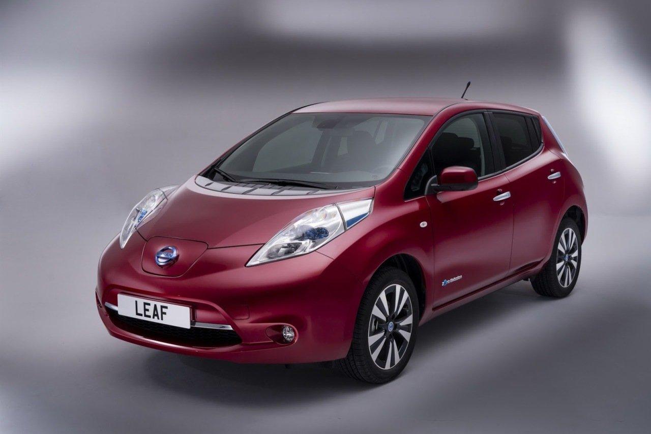 Nissan Leaf в Европе подешевеет на 3 тысячи евро