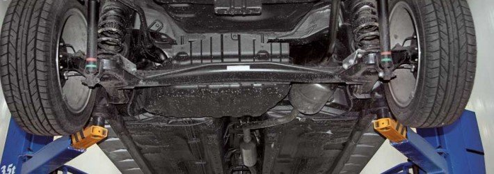 Об антикоррозионной обработке автомобилей