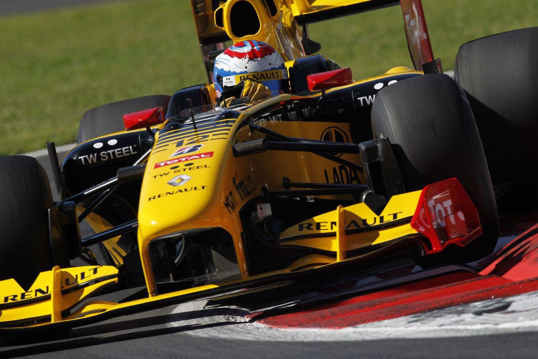 Виталий Петров — наш пилот в Формуле 1