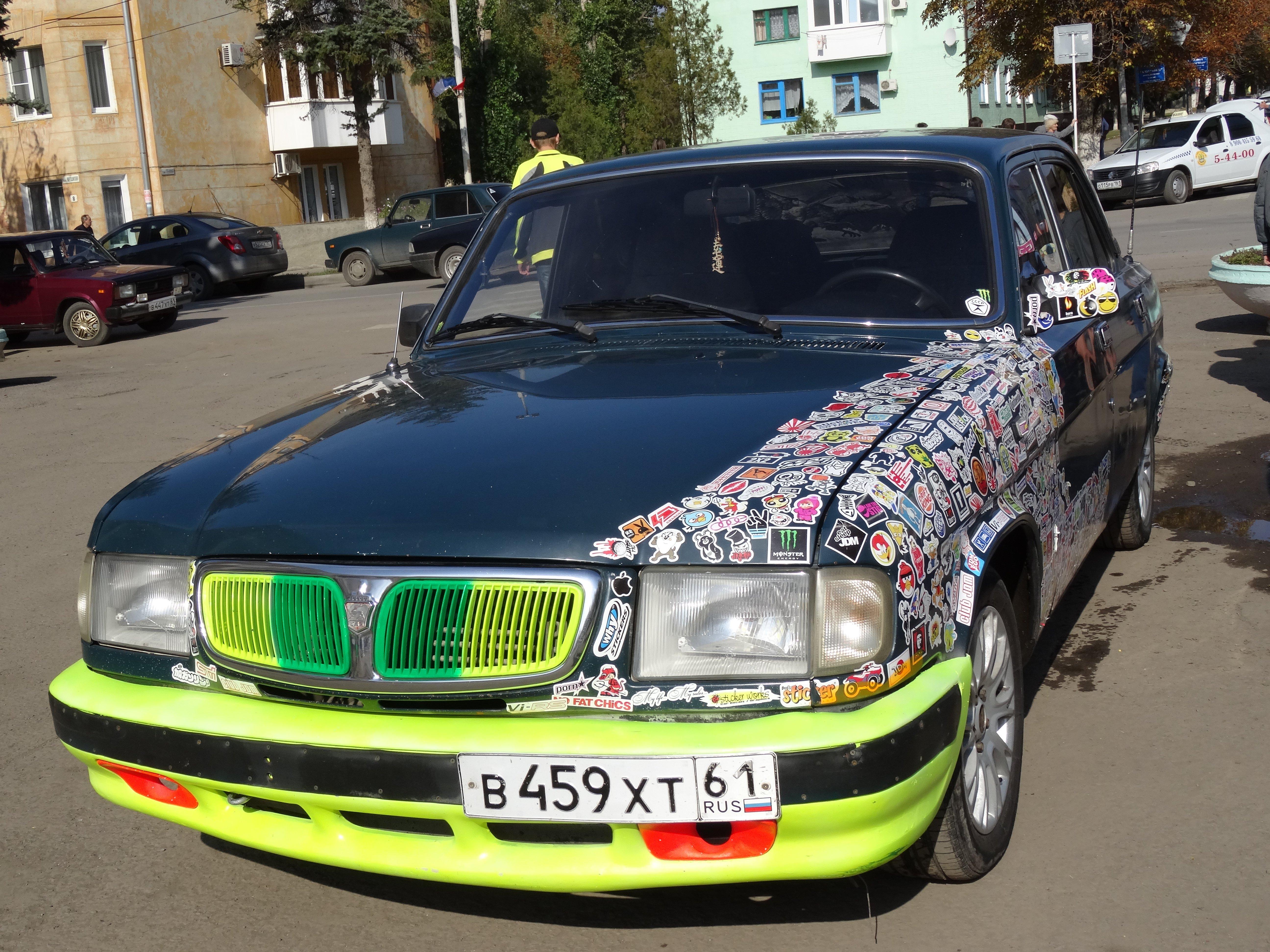 Гонки на четверть мили в России