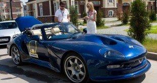 Владельцам красивых и редких авто