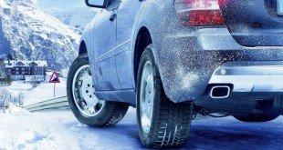 Обуваем машину к зиме правильно
