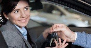 Как взять машину на прокат?