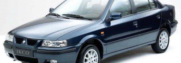 Иранские автомобили, которые будут продавать в России