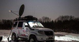 Автомобильное спутниковое телевидение