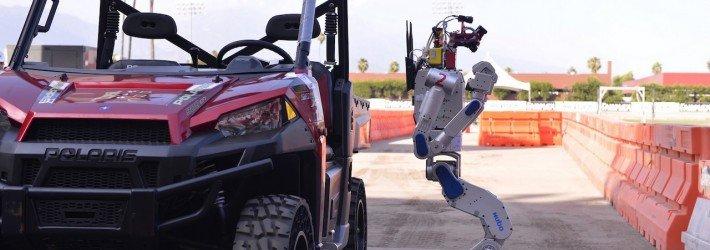 Российские соревнования роботизированных автомобилей
