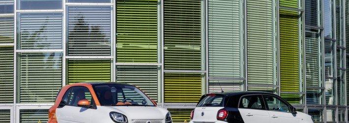 Renault планирует выпустить компакт, построенный на платформе Smart Forfour