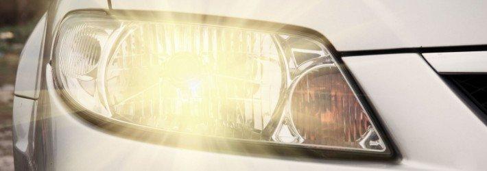 Световые сигналы между водителями