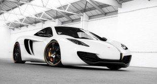 Немецкие тюнеры предложили свой взгляд на спорткар McLaren MC4-12C