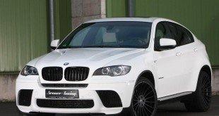 В Senner Tuning «подогрели» дизельный BMW X6
