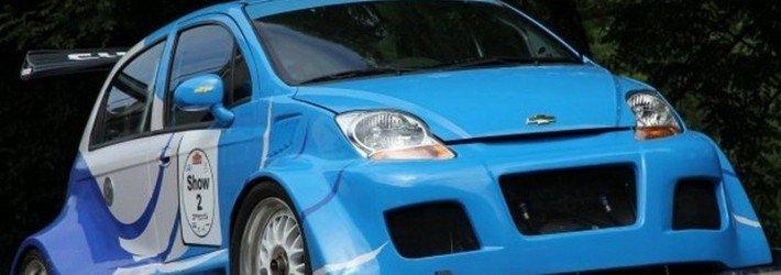 Chevrolet Spark с двигателем от «Корвета» выставлен на продажу