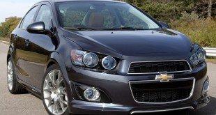 Прототип роскошного Chevrolet Aveo для SEMA станет серийным