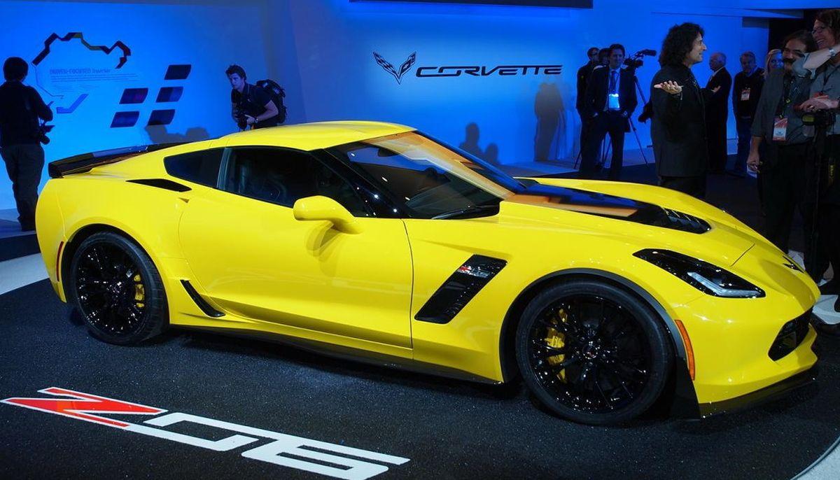 Американец «Chevrolet Corvette» приобрел немецкий акцент