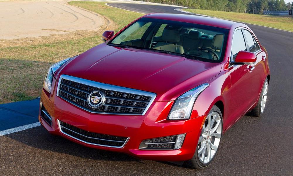 Новый Cadillac ATS: объявлены российские цены
