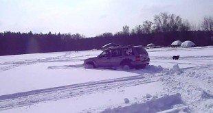 Движение по снегу