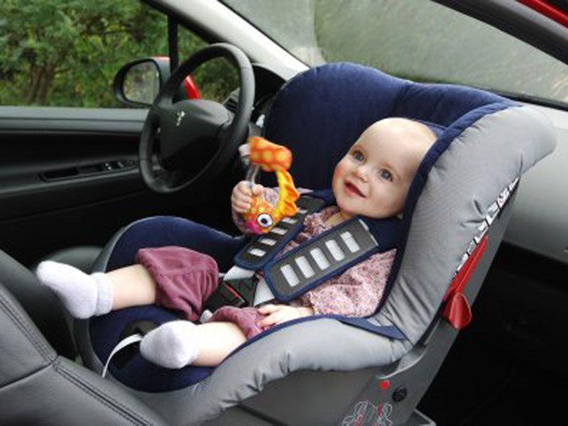 О выборе автокресла