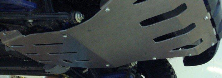 О защите картера двигателя