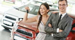 О покупке новой машины в кредит