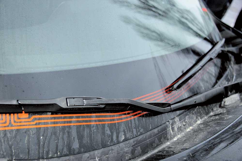 Автомобильные щетки стеклоочистителя
