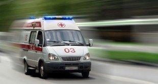Аварии с участием скорой помощи