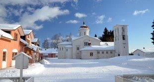 Поездка из Питера в Валаамский монастырь