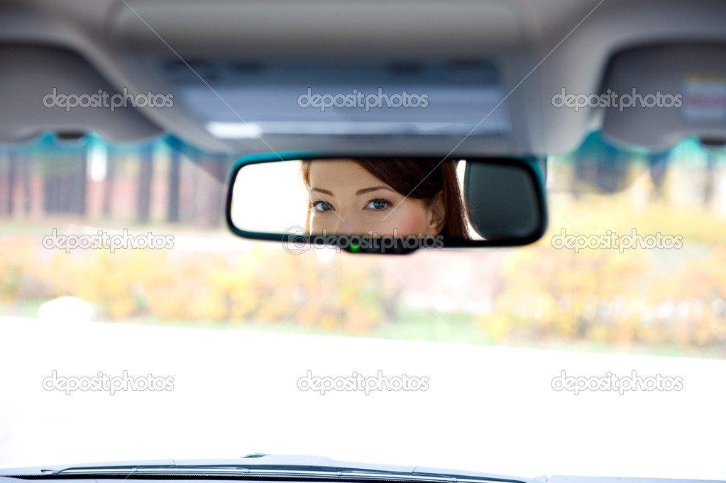 Настройка боковых зеркал и зеркал заднего вида
