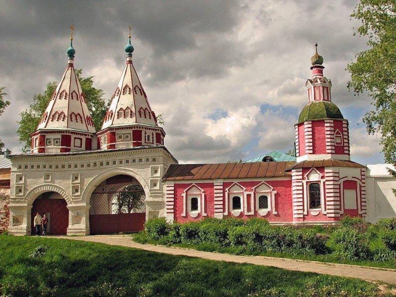 Город-музей Суздаль