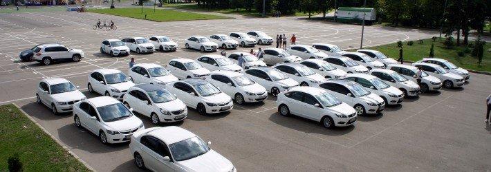 Продажа подержанных авто в Калининграде