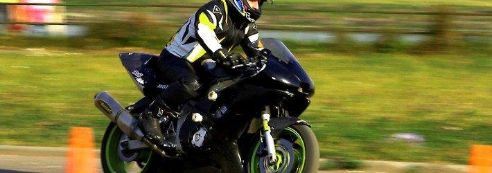 Школа экстремального вождения мотоцикла