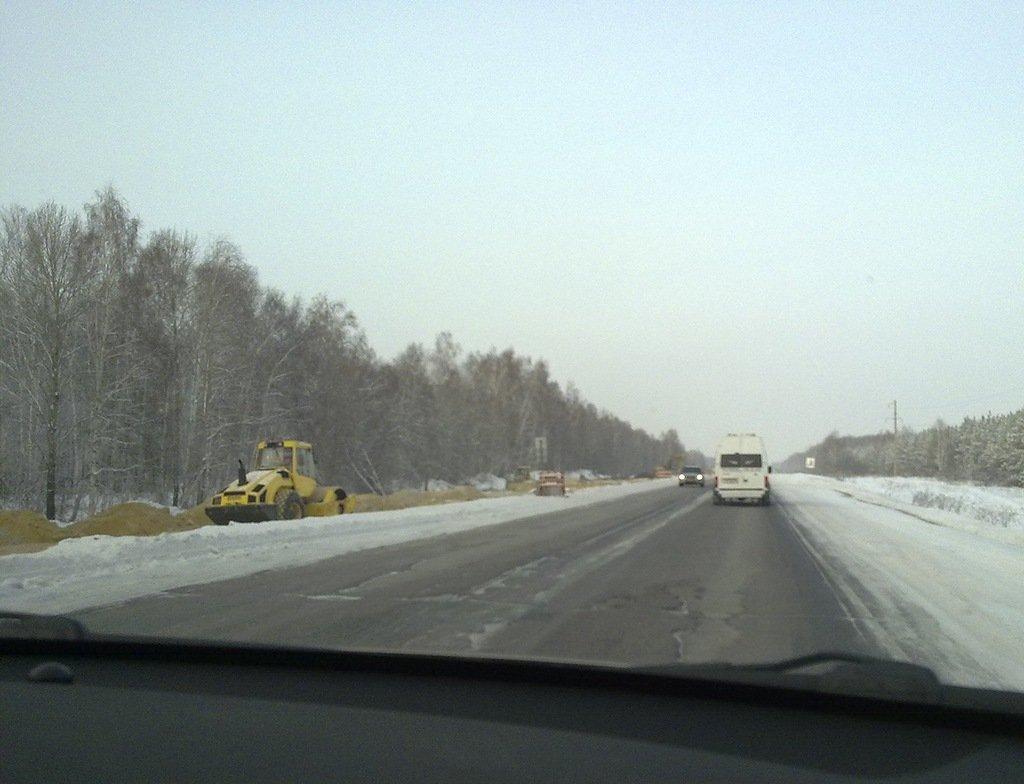 Трасса Челябинск — Екатеринбург