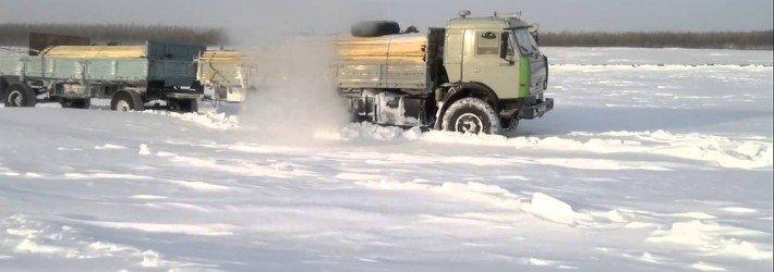 Зимники Якутии